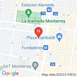 Mappa SAFI ROYAL LUXURY CENTRO