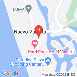 Map MARIVAL RESIDENCES & WORLD SPA