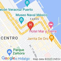 Map RUIZ MILAN
