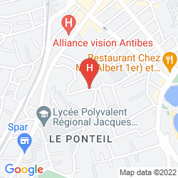 Map MAS DJOLIBA
