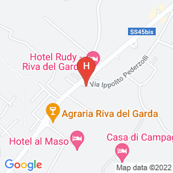Map ALBERGO AL MASO