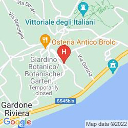 Map VILLA SOFIA