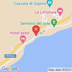 Map VILLA ROMANTICA