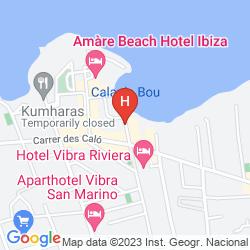 Map RULETA HOTEL OK BAY