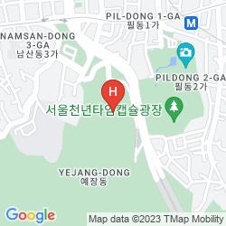 Map SHILLA