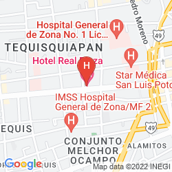 Map REAL PLAZA