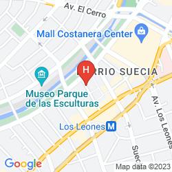 Map PARK PLAZA APARTMENTS