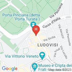 Map MARTINA HOUSE
