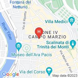 Map VIVALDI