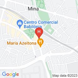 Map AMADORA PALACE