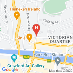 Map ACORN HOUSE