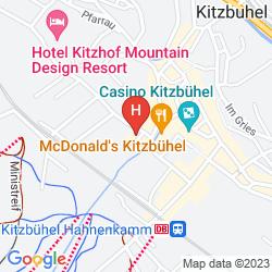 Map HOTEL RESCH