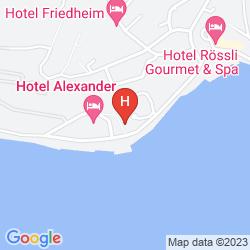 Map PARK HOTEL WEGGIS