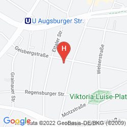 Map ARCO HOTEL