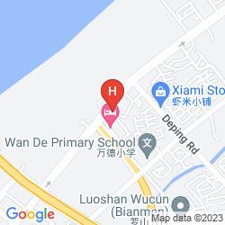 Map WYNDHAM GRAND PLAZA ROYALE ORIENTAL SHANGHAI