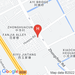 Map YULOON HOTEL