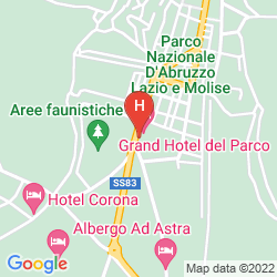 Map GRAND HOTEL DEL PARCO