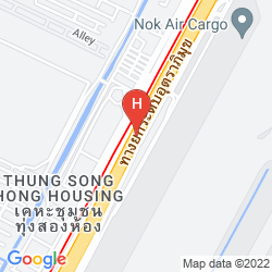Map AMARI DON MUANG AIRPORT