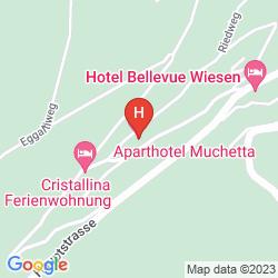 Map KINDER MUCHETTA