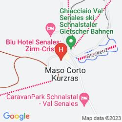 Map BLU HOTELS SENALES