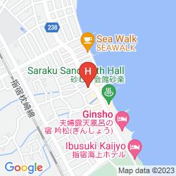 Map HOTEL SHUSUIEN