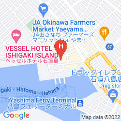 Map HOTEL MIYAHIRA