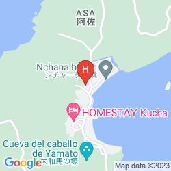 Map KERAMA BEACH HOTEL