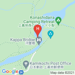 Map HOTEL SHIRAKABA-SO