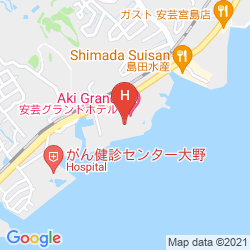 Map AKI GRAND HOTEL