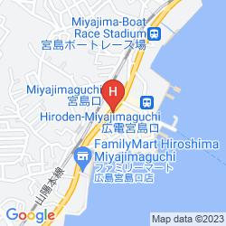 Map MIYAJIMA CORAL