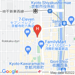 Map RYOAN KAZUKI