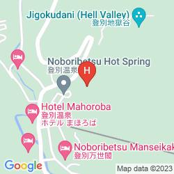 Map RYOTEI HANAYURA