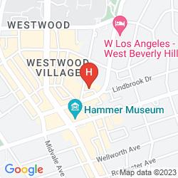 Map ROYAL PALACE WESTWOOD