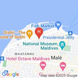 Map MOOKAI SUITES