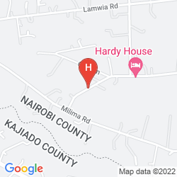 Map MACUSHLA HOUSE