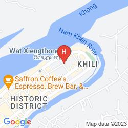 Map THE VIEW PAVILION