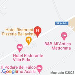Map IL ROSETO