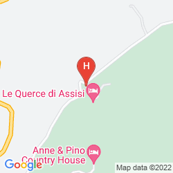 Map LE QUERCE DI ASSISI