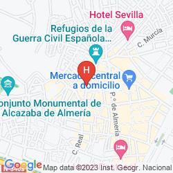 Map SADELMA CONGRESS