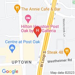 Map ROYAL SONESTA HOTEL