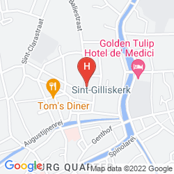 Map JACOBS BRUGGE