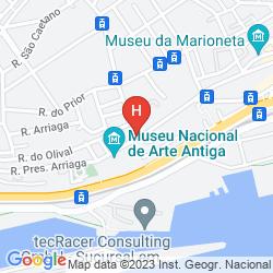 Map PALACIO RAMALHETE