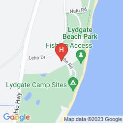 Map KAHA LANI RESORT