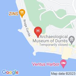 Map ARAGOSTA