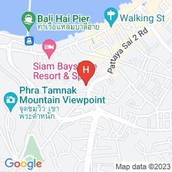 Map BASAYA BEACH HOTEL & RESORT