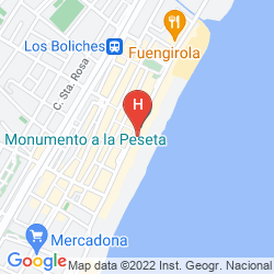 Map LAS PALMERAS