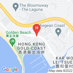 Map GOLD COAST