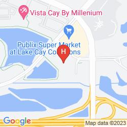 Map VISTA CAY INN