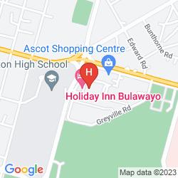 Map MATOBO HILLS LODGE