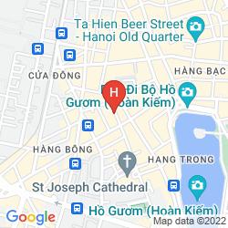 Map GOLDEN LAND